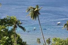 View over sabang bay Royalty Free Stock Photos