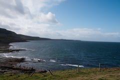 View over the sea Stock Photos