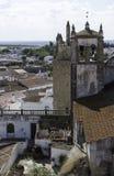 View over Serpa portugal alentejo Stock Photo