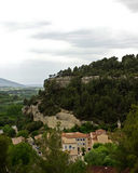 View of Provence Stock Photo