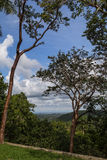 View over Soroa state in Cuba Royalty Free Stock Images