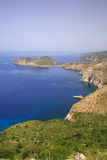 View over to Assos Stock Photography