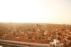 View over Venice Stock Photo