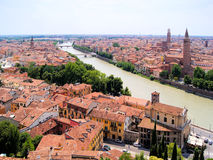 View over Verona Royalty Free Stock Image