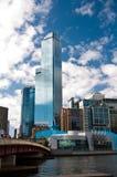 Melbourne Waterfront, Australia Royalty Free Stock Photography