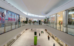 Shopping Mall Interiors. A view from Packages Shopping Mall Interiors Lahore, Punjab, Pakistan Stock Photos
