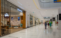 Shopping Mall Interiors. A view from Packages Shopping Mall Lahore, Punjab, Pakistan Stock Photography