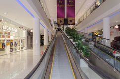Shopping Mall Interiors. A view from Packages Shopping Mall Lahore, Punjab, Pakistan Stock Images