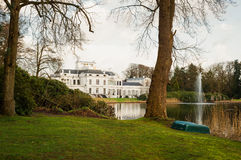View on Palace Soestdijk in The Netherlands Royalty Free Stock Image