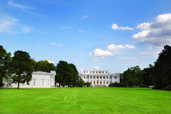 View of  Palace. St. Petersburg Royalty Free Stock Photography