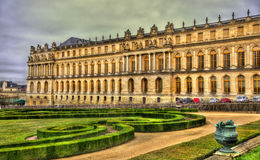 View of the Palace of Versailles Royalty Free Stock Images