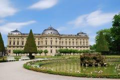View palace würzburg Stock Image