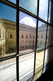 View of palazzo ducale Stock Images