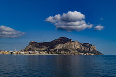 View Palermo Royalty Free Stock Photos