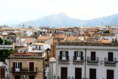 View of Palermo royalty free stock images