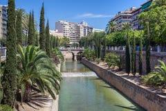 View of Palma de Mallorca Royalty Free Stock Photo