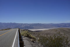 View on Panamint Springs Stock Photos