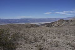 View on Panamint Springs Stock Images