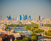 View on Paris Royalty Free Stock Image