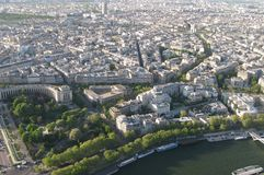 View on the Paris City Stock Images