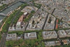 View paris city Stock Photo