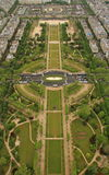 View paris city Royalty Free Stock Photos