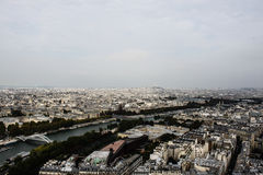 View of Paris city, third Royalty Free Stock Photography