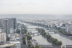 View of Paris Stock Photos