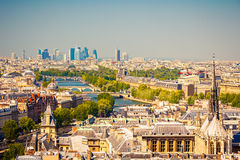 View on Paris Stock Photography