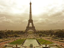 View of Paris, France Royalty Free Stock Images