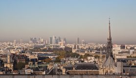View of Paris. France Royalty Free Stock Images