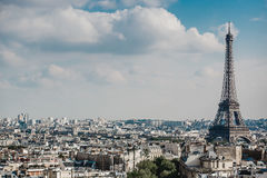 View on Paris France Stock Image