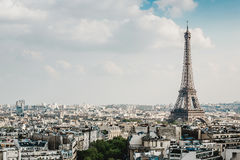View on Paris France Stock Photos