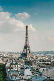 View on Paris France Royalty Free Stock Image