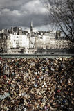 View on Paris, Stock Photography