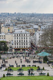 A view of Paris in France Stock Photo