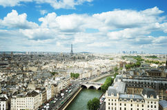 View on  Paris, France Stock Photography