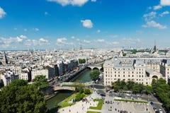View on Paris Stock Photo