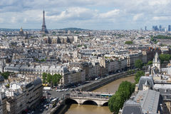 View of Paris Royalty Free Stock Images