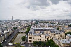 View of Paris Royalty Free Stock Photos
