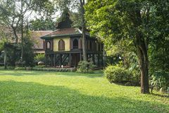 Suan Pakkad Palace in Bangkok Stock Images