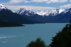 View of the Patagonia landscape Royalty Free Stock Photography