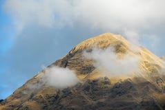 View of path between Cusco and Machu Picchu, Peru Royalty Free Stock Photo