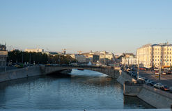 View from Patriarsy bridge Stock Image