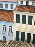 View of Pelourinho. Salvador da Bahia. Brazil Royalty Free Stock Photo