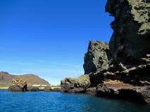 Bartolome Island, Penacle Point, Galapagos royalty free stock photo
