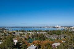View of the Perth, Australia. Royalty Free Stock Photos
