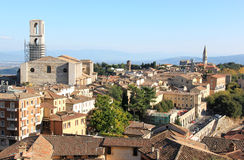 View at Perugia, Umbria, Italy Stock Photography