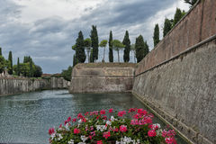 View of Peschiera del Garda Stock Photo