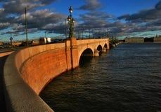 View of Petersburg Royalty Free Stock Photos